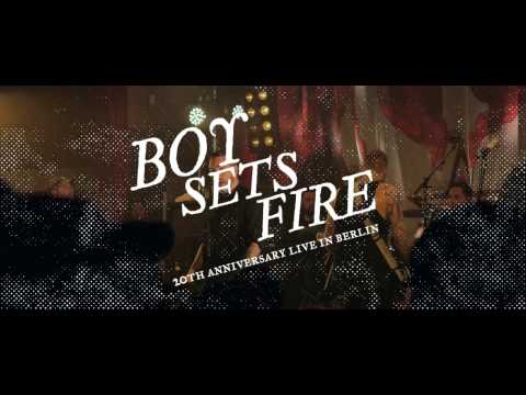 BOYSETSFIRE - Rookie (