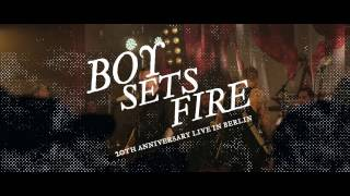 "BOYSETSFIRE - Rookie (""20th Anniversary Live in Berlin"")"