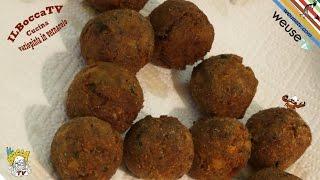 22 - Polpette di lesso e patate..viste e divorate (secondo di carne svuotafrigo facile e sfizioso)