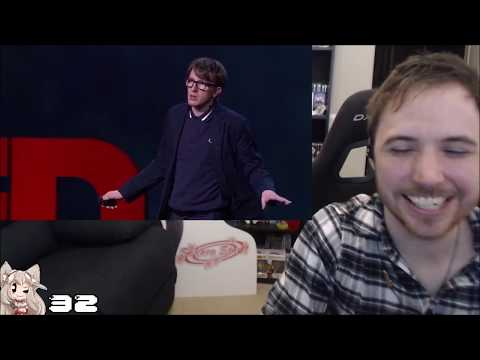 Noble reacts to More adventures in replying to spam James Veitch