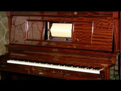Welte Mignon - Ballade op.47 (Chopin) - Paderewski