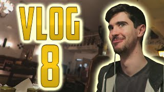 Vlog 8: Dinner fun with Nogla, Dirty Cinema Antics and Shopping for Mexican Treats and Food!!