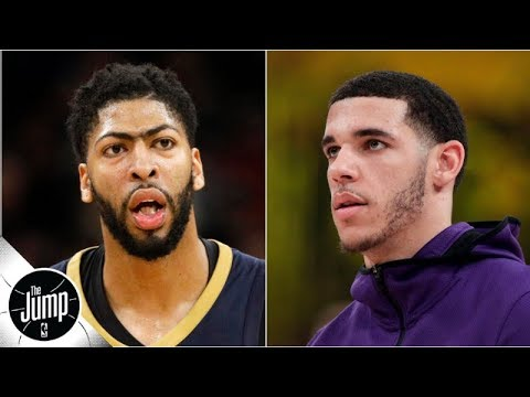 Anthony Davis would be on Lakers already if Pelicans liked their offer - Brian Windhorst | The Jump