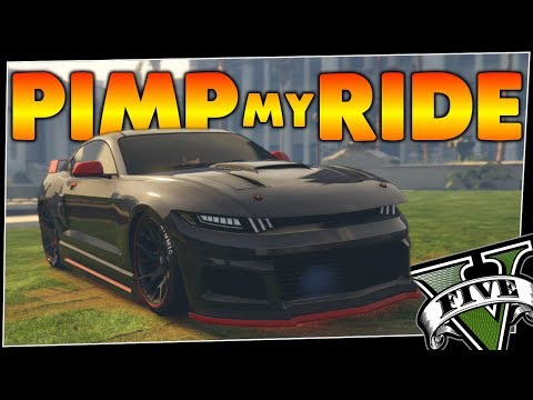gta 5 pimp my ride 239 vapid dominator gtx new car