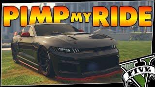 GTA 5 - Pimp My Ride #239 | VAPID DOMINATOR GTX | NEW Car Customization