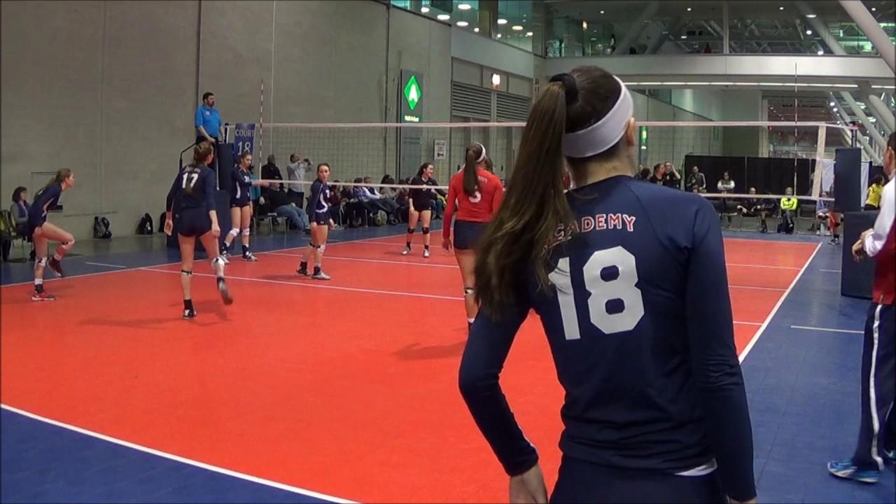 mizuno boston volleyball festival 2018 game