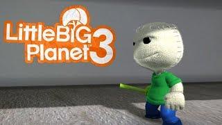 LittleBIGPlanet 3 - Baldi's Costumes, Baldi Goes Camping, Baldi's Film