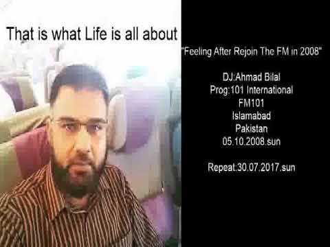 Prog after 13 month by Ahmad Bilal