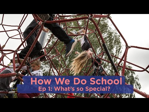 HOW WE DO SCHOOL FINLAND : Ep 1 What's so Special?
