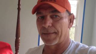 PAINTING TRIM THE RIGHT WAY/ MASTER PAINTER EXPLAINS IT.