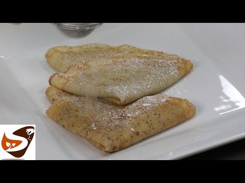 Come Fare Le Crepes: Dolci E Salate - Ricette Di Cucina Italiana (how To Make Crepes)