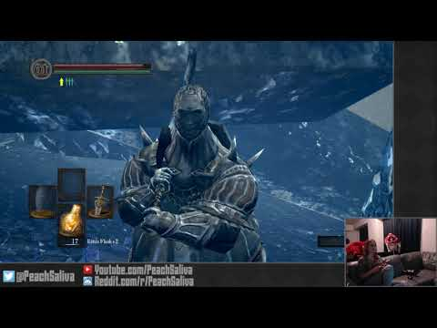 Ruby Weapon Hour - Dark Souls (Part 15) 2017-09-20