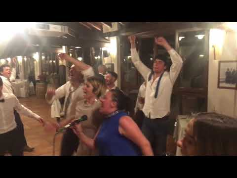 IT'S RAINING MAN al matrimonio - KARAOKE CON ALEX E MARK