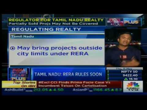 Tamil Nadu: RERA Rules Soon