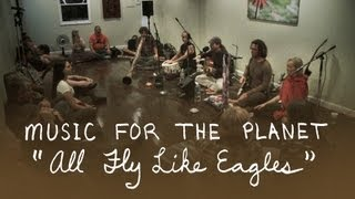 Didgeridoo, All Fly Like Eagles - Healing Vibrations For Japan