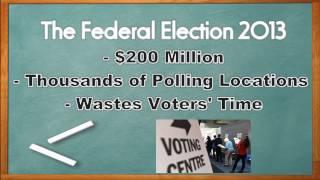 Australian Electoral Voting System Overhaul