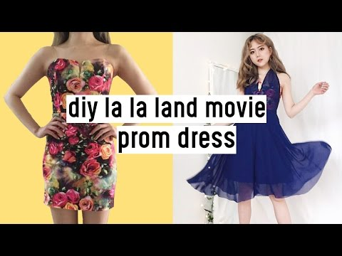DIY La La Land Inspired Prom Dress (ft.WithWendy) | Qformation EP.7