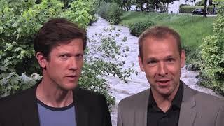 Nacken & Thun – Schwimmer in Not!