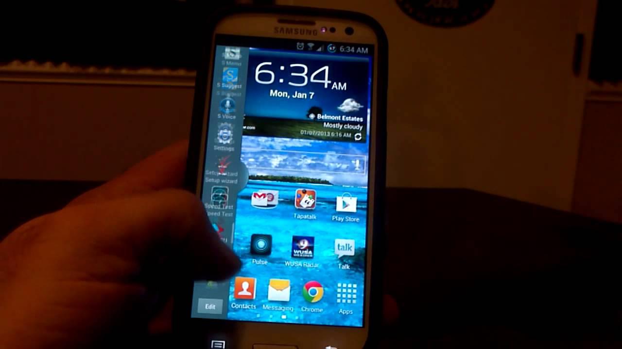 | ROM | SynergyROM VZW S3 | … | Verizon Samsung Galaxy S III