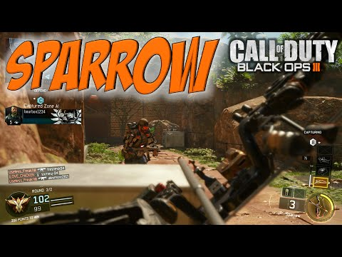 SPARROW - Black Ops 3 Gameplay (Call of Duty BO3)