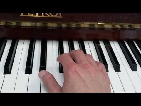 How To Play Piano - Black Key Improvisation Concepts