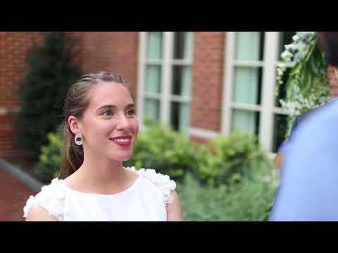Gabi + Blair: Historic Philadelphia LDS Temple Wedding