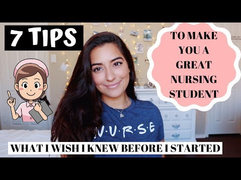 What YOU Should Know Before Starting Nursing School!