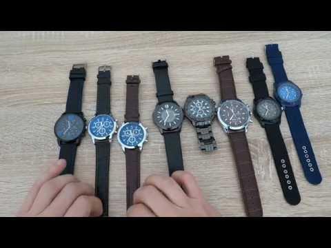 часы за 100 рублей алиэкспресс - YouTube
