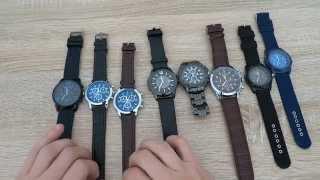 Наручные часы из Китая от 1,40 до 8,50 Евро обзор и качество! Aliexpress.