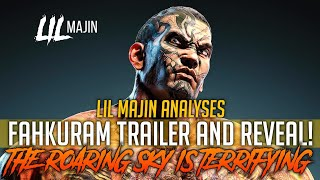 Tekken 7 Fahkumram Trailer Analysis! The Roaring Sky is Terrifying!