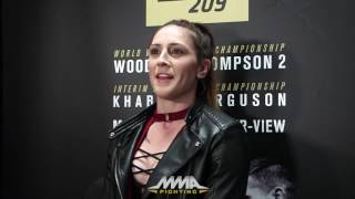 Megan Anderson Considers Cris Cyborg the Real Champion, Not Germaine de Randamie