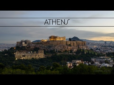 Athens - Timelapse