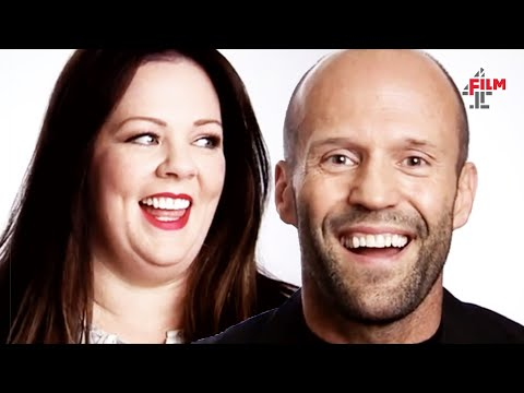 Melissa McCarthy, Jude Law  Jason Statham on Spy
