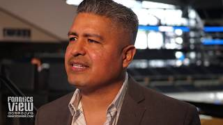 Robert Garcia on Errol Spence, Mikey Moving Up in Weight & Historic Weight Change Fights