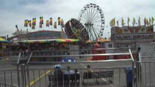 evolution on ride san diego county fair del mar ca 2010