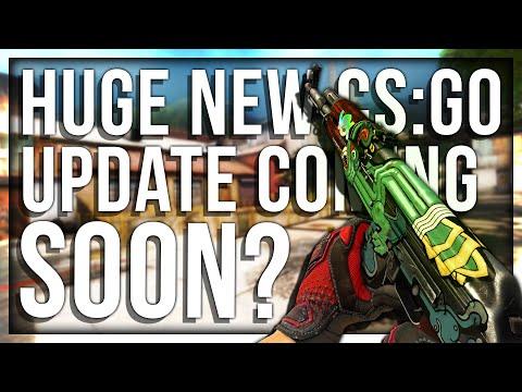 HUGE CSGO UPDATE COMING SOON? (SOURCE 2 LEAKS)