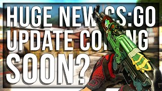 HUGE CSGO UPDATE COMING SOON? (SOURCE 2 LEAKS)