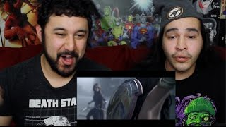 INJUSTICE 2 - The Lines Are Redrawn STORY TRAILER REACTION & DISCUSSION!!!