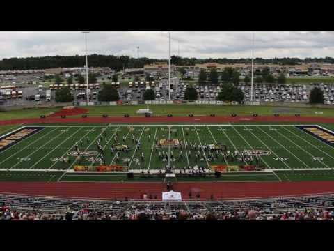 2016 Hopkinsville HS Band @ MSU Festival of Champions