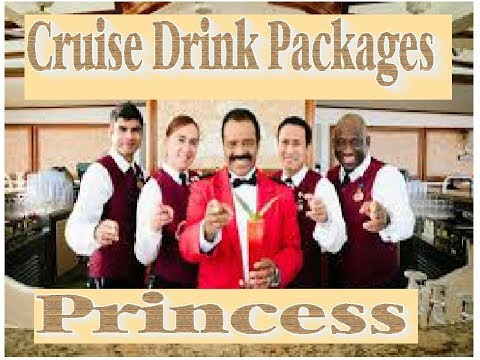 Princess Cruise Drink Package