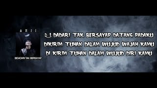 Download lagu Anji Bidadari Tak Bersayap MP3