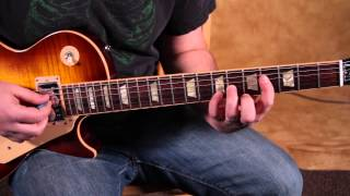 Guns n Roses - Rocket Queen - How to Play on Guitar - pt 1 - Slash - Guitar Lessons - Les Paul