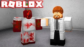 I'm a MAD SCIENTIST and INFECTED PEOPLE and robots in ROBLOX RO-BOTS → 🎮