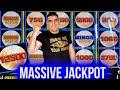 Lightning Link Slot MASSIVE HANDPAY JACKPOT | Winning Mega Bucks On Slots