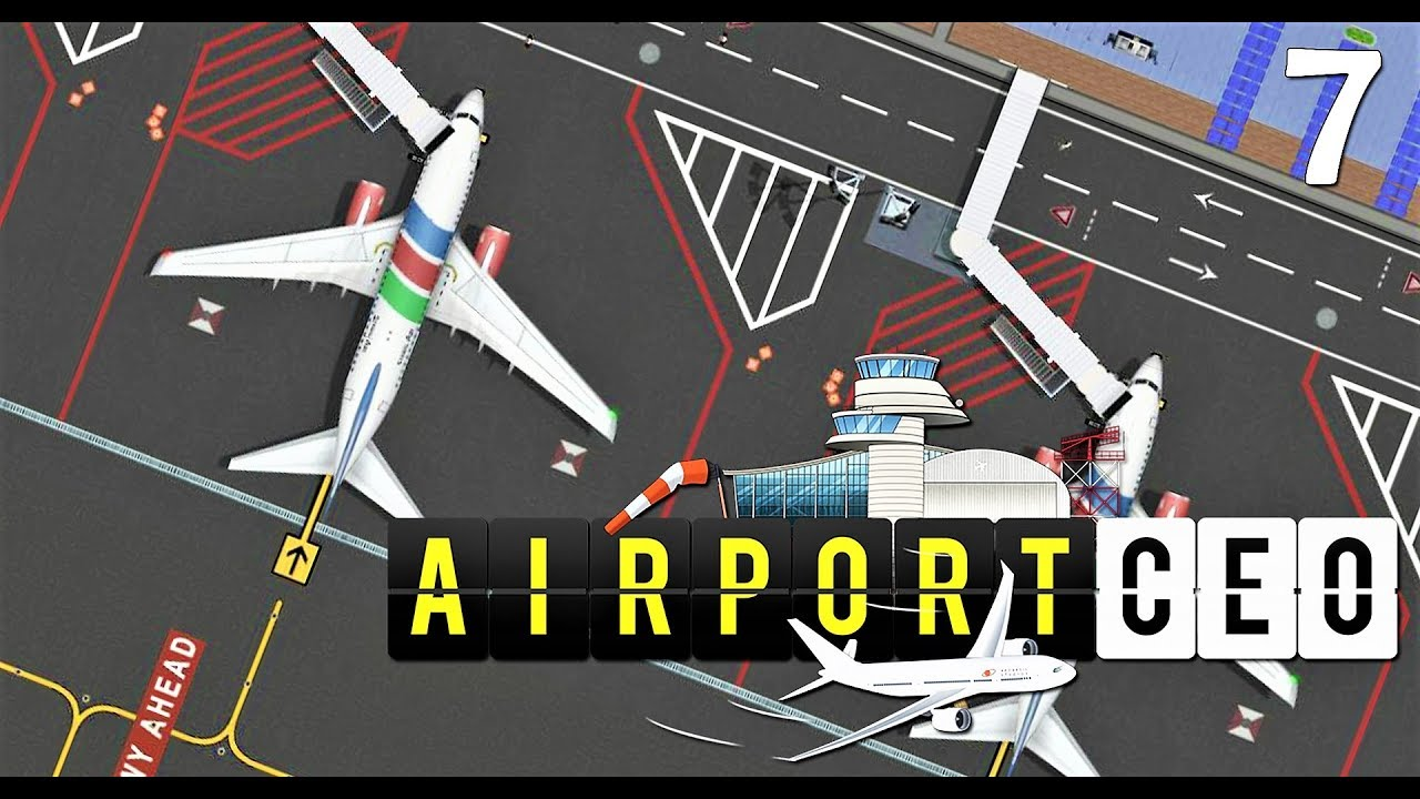 Airport ceo game free download
