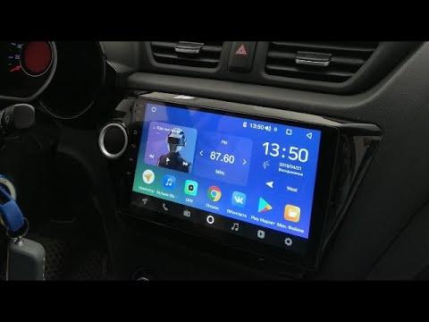 TEYES CC2 Android магнитола для Киа Рио 3 и 4