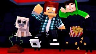 Minecraft: SHAKE NO CINEMA !! - Casa Dos Youtubers #22