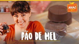 Aprenda a Fazer 3 Versão de Pão de Mel