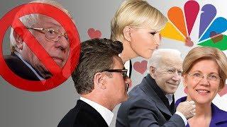 MSNBC Should Declare Itself a Super Pac for Joe Biden & Elizabeth Warren