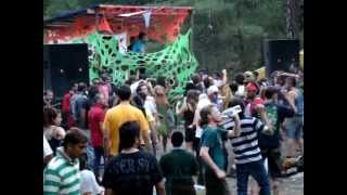 Rave Party at Kasol (India)